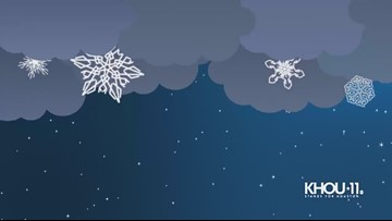 Why no two snowflakes are alike?