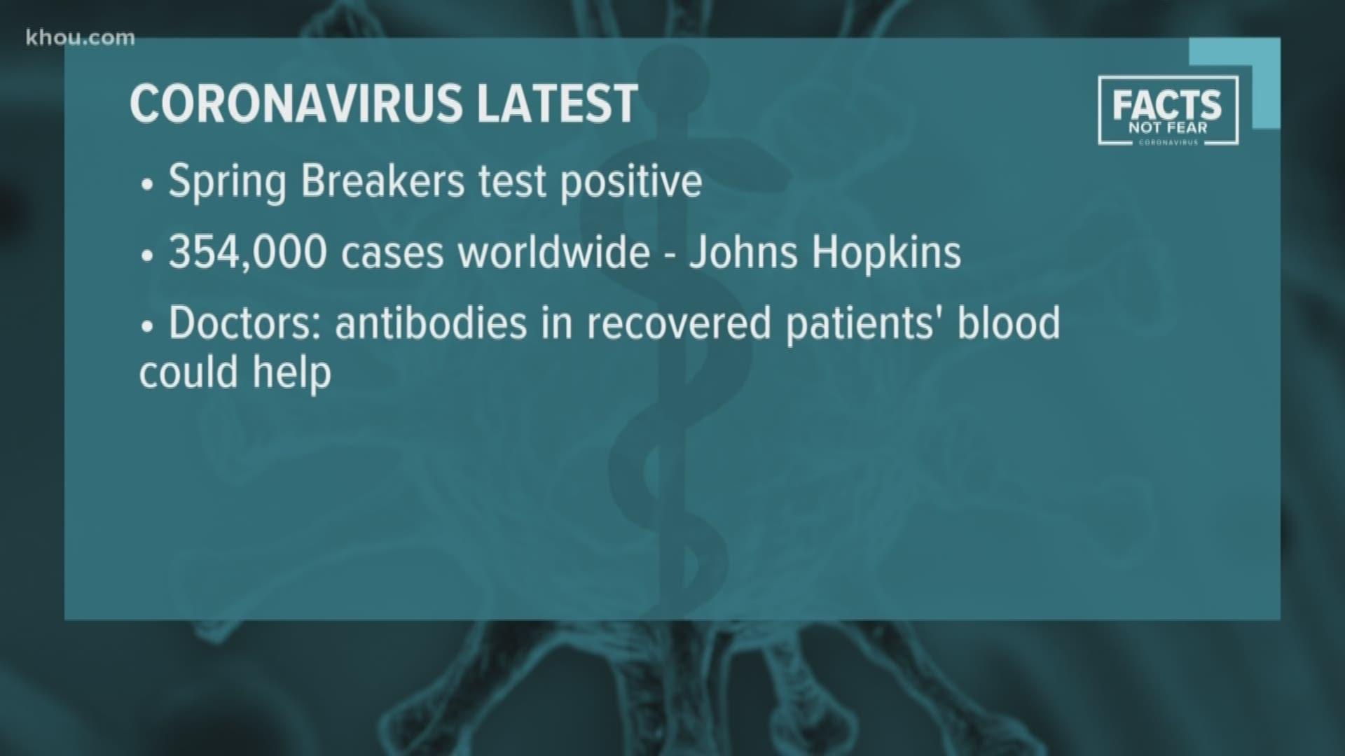Employee lies about positive coronavirus test   khou.com