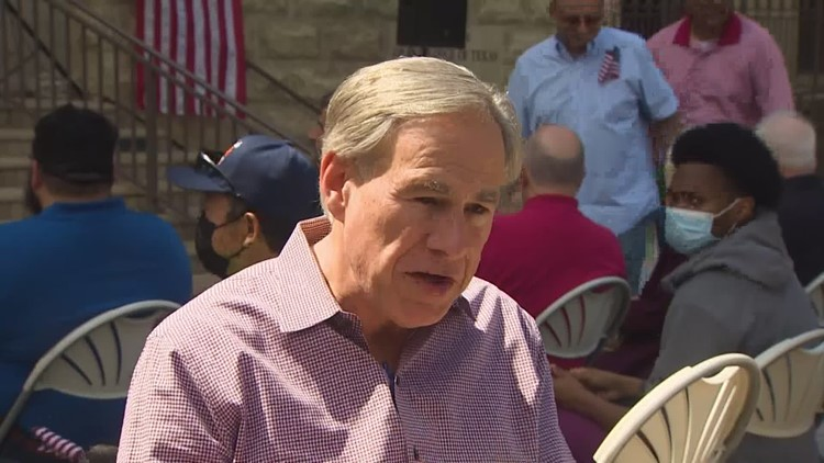 Gov. Abbott announces end to federal pandemic-related unemployment benefits