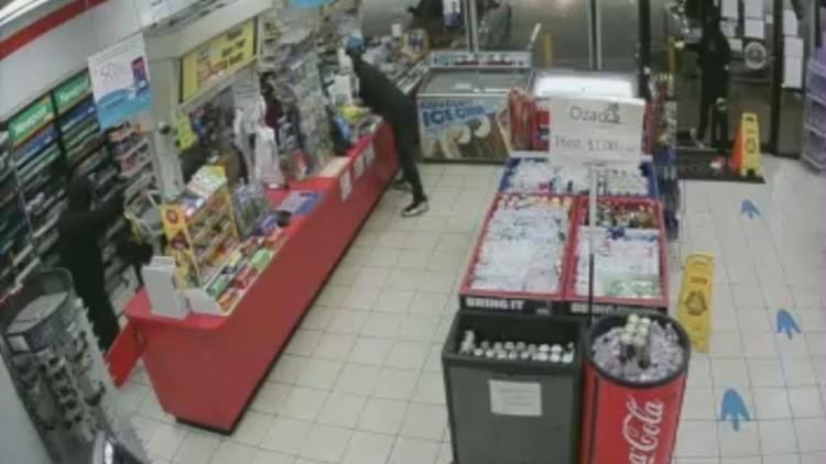 Clerk Killed 3