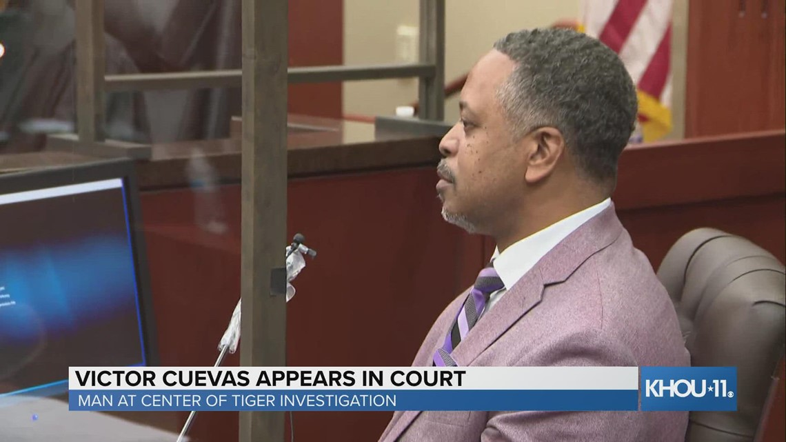 Stepfather of Victor Cuevas testifies at bond hearing in tiger investigation