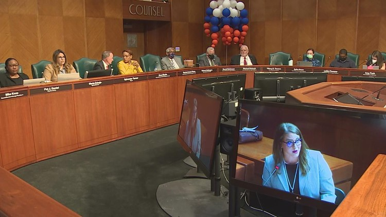 Houston City Council could vote on outside investigation into former housing director's claims