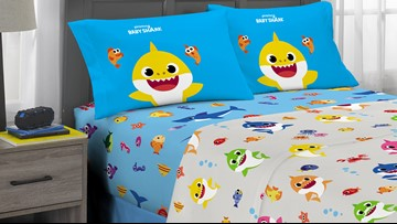 Baby Shark bedding is now available – the viral hit hasn't