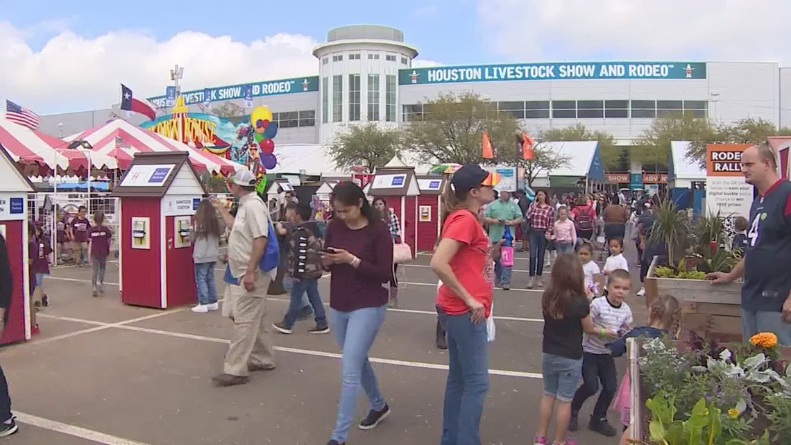 No RodeoHouston means big loss of income for many businesses