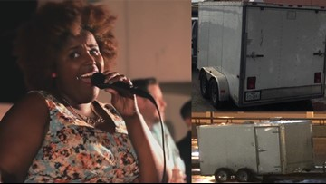 HELP! Houston band The Suffers' instruments, gear stolen in trailer theft