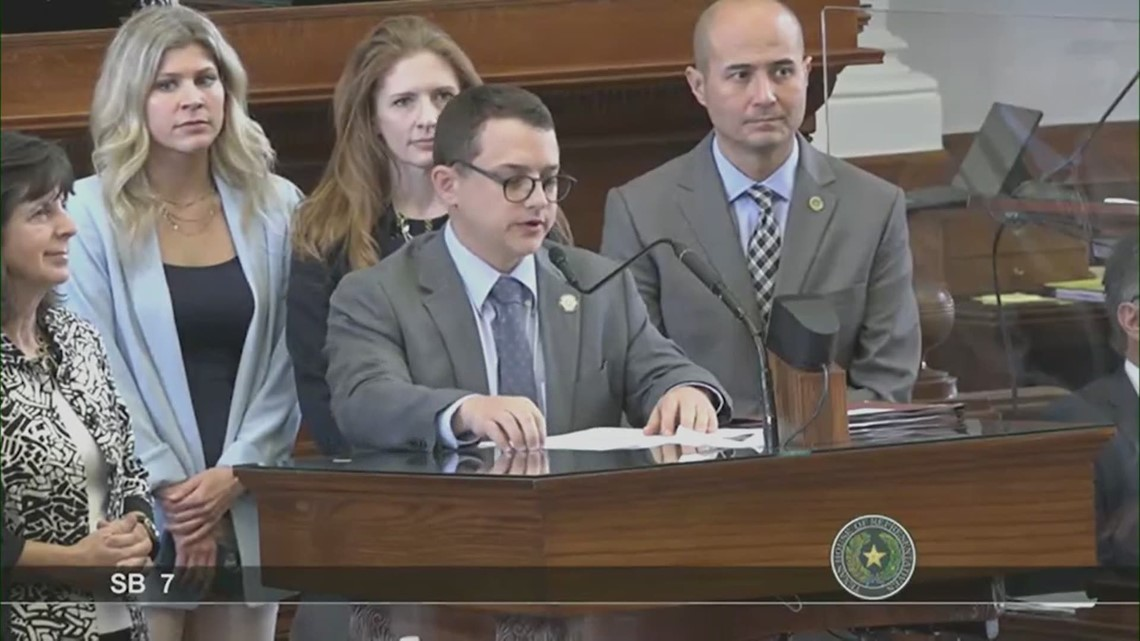 Texas House approves controversial SB7 that would restrict voting and sends it back to Senate