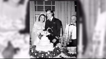 Barbara Bush Wedding Photos.Photos Wedding Of George H W Bush Barbara Bush Khou Com