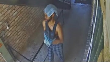 Watch: Surveillance video of suspect accused of sexually assaulting 13-year-old