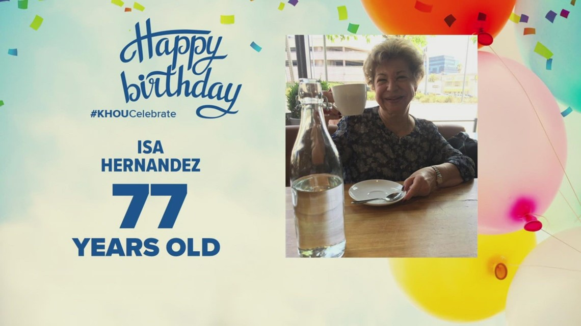Birthdays and anniversaries, 9/10 at 5 p.m.
