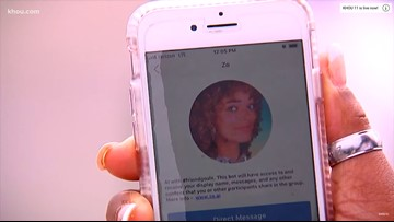Woman discovers her online 'friend' is a robot