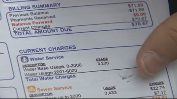 VERIFY: The City of Pearland explains higher water bills