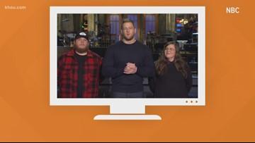 J.J. Watt set to host SNL on Super Bowl Weekend