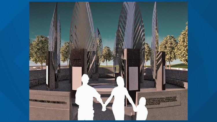 Santa Fe Ten Memorial design approved by school board