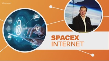 Here's why SpaceX wants to get into the internet business