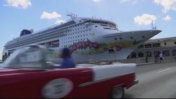 Trump administration bans cruises to Cuba