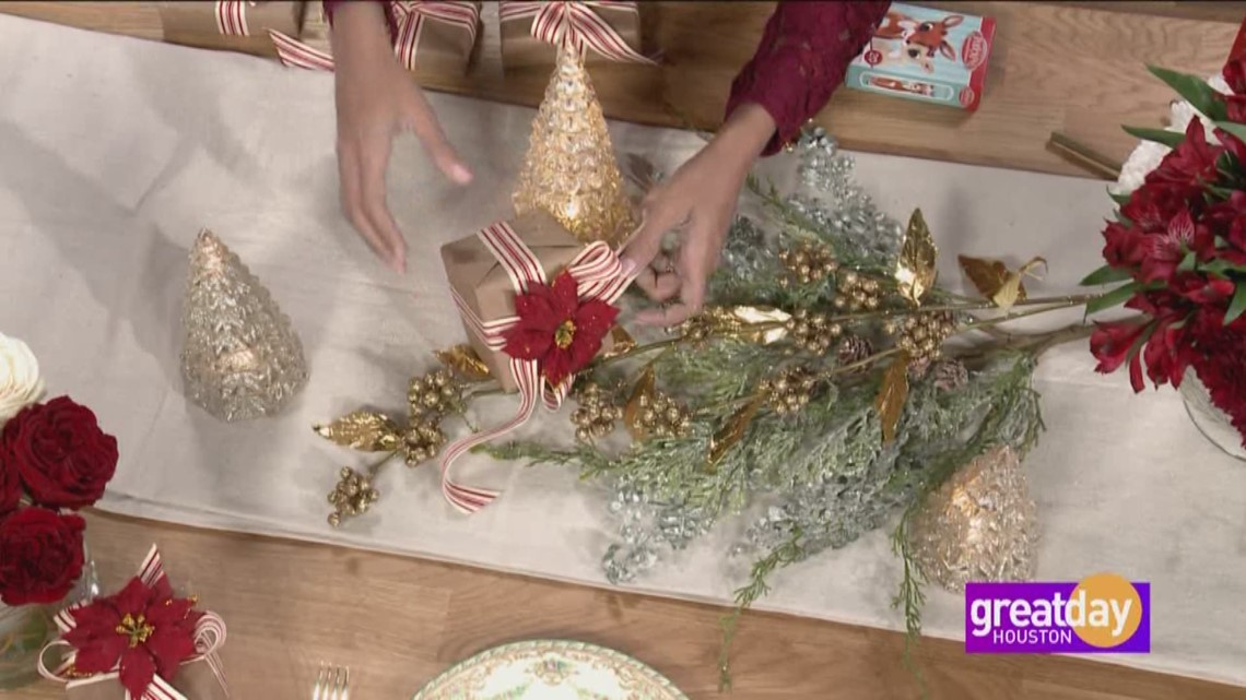 How to create the perfect holiday centerpiece