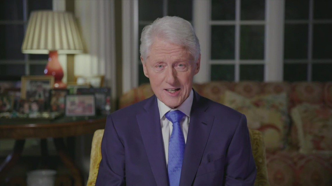 Former President Bill Clinton in hospital with 'non-COVID infection,' spokesman says