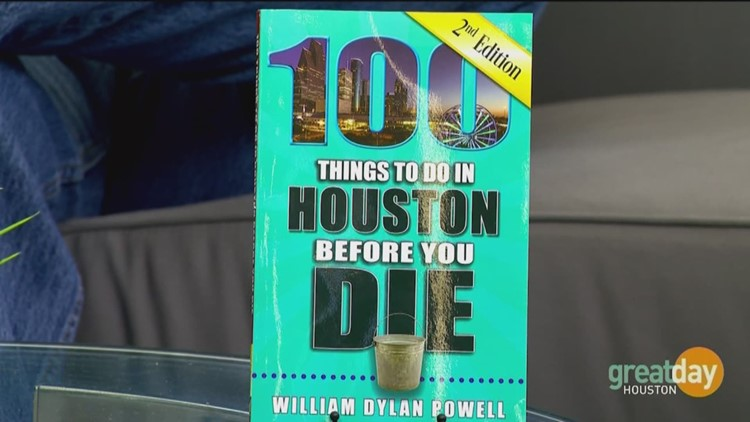 How many of the 100 things to do in Houston before you die have you done?