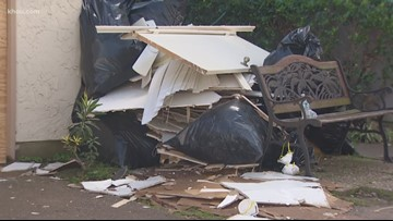 Explosion aftermath | Neighbors still recovering three days after blast