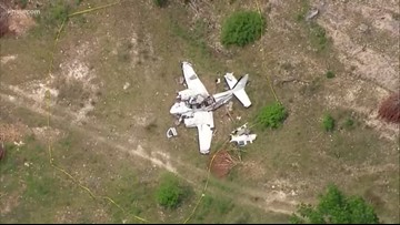 Two plane crash victims closely connected to Houston's St. John's School