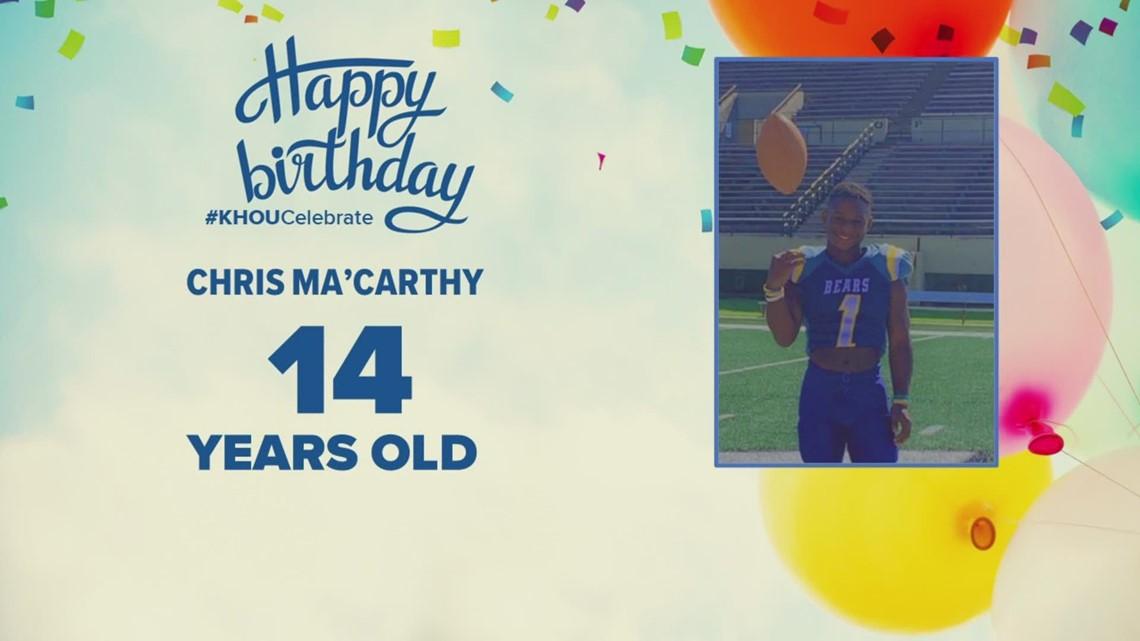 Birthdays and anniversaries, 9/15 at 10 p.m.