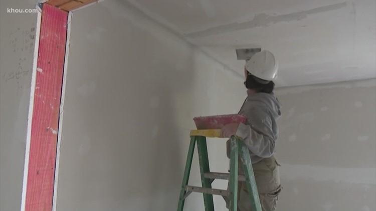 Volunteers help rebuild 'Little Cambodia' after Harvey