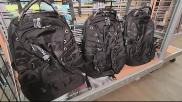 Bulletproof backpacks: Will they work to protect kids in schools?