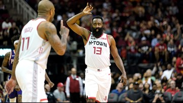 Rockets protest over Spurs win will not be overturned by NBA, league rules