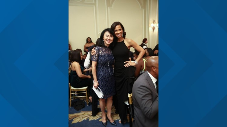 KHOU 11 anchor Mia Gradney honored as one of Houston's Top 30 Influential Women for 2019