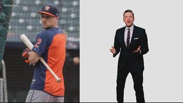 Astros' Alex Bregman signs extension with Houston
