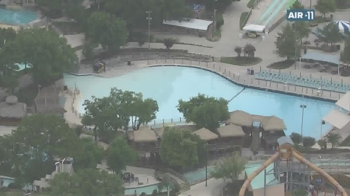 Even though Splashtown in Spring remains closed, Six Flags is still selling tickets online