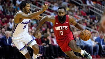 Kings hit buzzer-beater to down Rockets