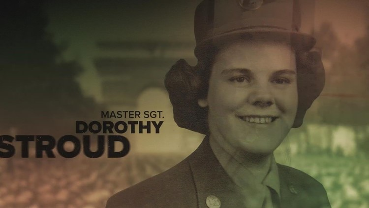 The Invisible Project: Dorothy Stroud