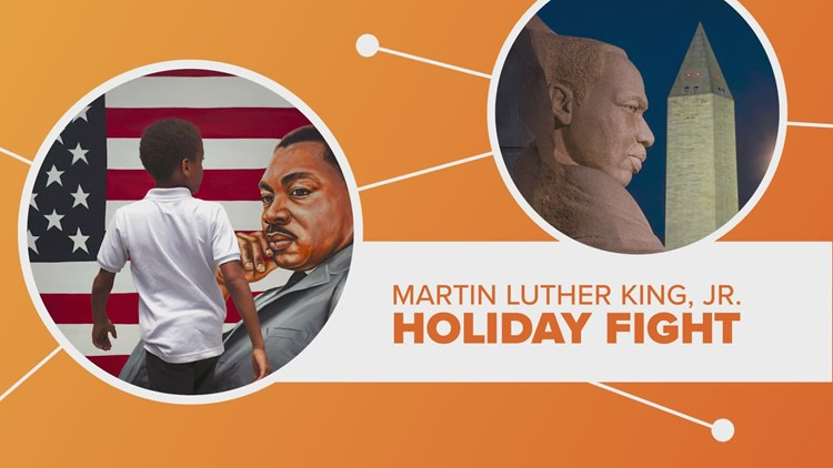 Connect the dots: The long fight to honor Martin Luther King, Jr. with a holiday