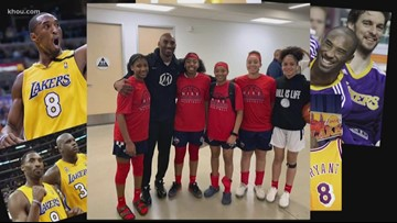 Local team competed in Kobe Bryant's tournament
