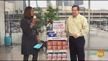 Mrs Bairds and KHOU 11 are giving you a chance to see George Strait