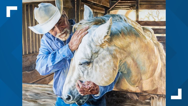 Houston Livestock and Rodeo Show school art contest winners announced