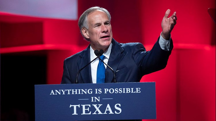 Gov. Greg Abbott: Texas will reject refugees after Trump resettlement order