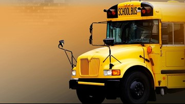 'School' misspelled at Florida crosswalk