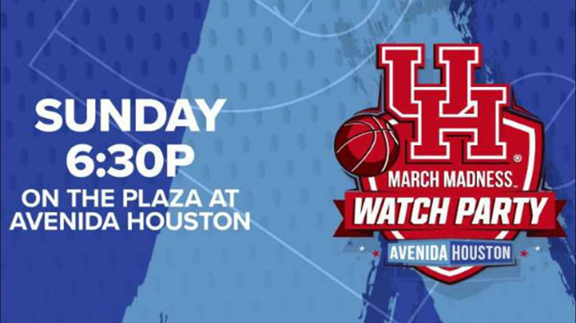 Watch the Coogs and party with KHOU!