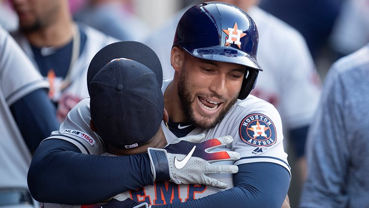 Springer, Bregman propel Astros to 6-2 victory over Angels