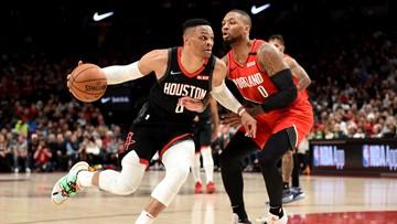 Lillard has triple-double and Blazers beat Rockets 125-112