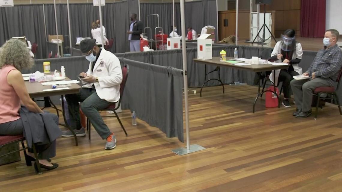 Houston's vaccine incentive program ending