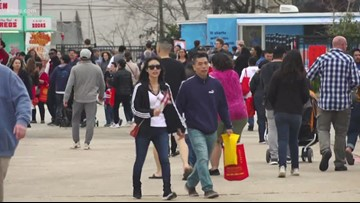 Hundreds turn out for Houston's Chinese New Year Festival