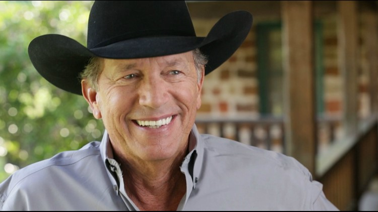 George Strait Honored As Texan Of The Year For Harvey