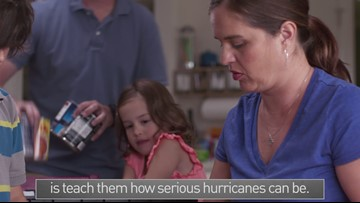 Hurricane Quick Tips: Family and pet preparedness
