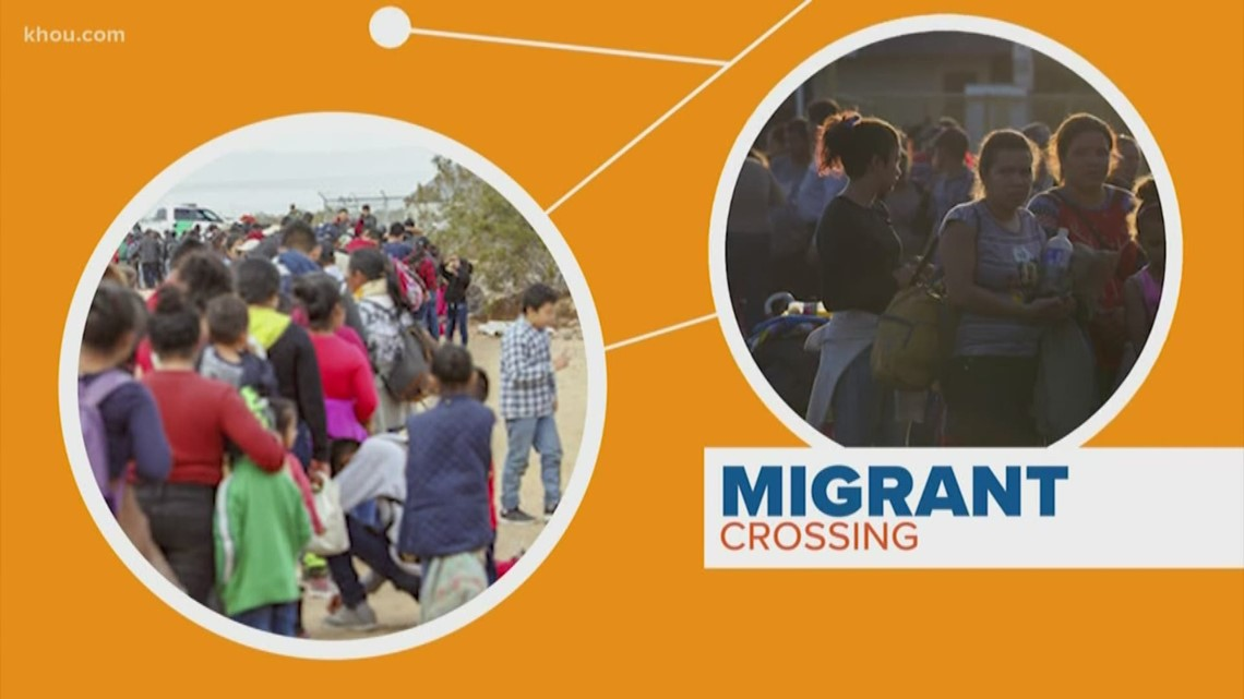 Connect the Dots: Who is actually coming to the U.S. in migrant caravans?