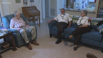 Fort Bend County's program to combat loneliness among the elderly