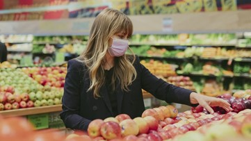 Walmart, Costco relax mask rules for fully vaccinated; other major chains still require them