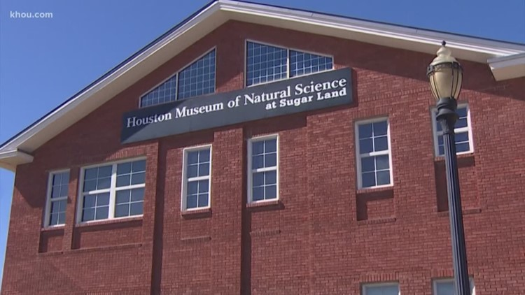Celebrating Black History Month: Prison dormitory turned into Houston Museum of Natural Science Sugar Land